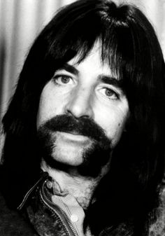 Harry Shearer in Spinal Tap - surely one of the top 5 taches of all time #movember