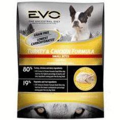 Evo Dog Small Bite - Buy Evo Dog Small Bite Online   Paws For Life  www.pawsforlife.com.au
