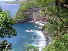 Tips for Driving the Road to Hana