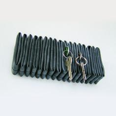Inner tube key hanger & office accessory #InnerTube, #Key