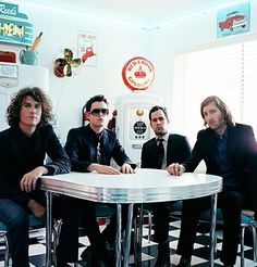 The Killers <3 <3 <3 <3 <3