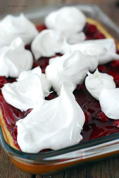 Cherry Cheesecake Dessert Recipe