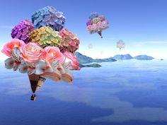 new hot air balloon pictures - Yahoo Image Search Results Air Ballon, Hot Air Balloon, Mark Rothko, Air Balloon Festival, Hortensia Hydrangea, Lovers Pics, Balloon Rides, Balloon Bouquet, Flower Balloons