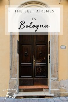 Planning a trip to Bologna? Here is a list of the best Airbnbs to stay around the city! There are so many gorgeous apartments and homes to choose from! Enjoy!  bologna airbnb | places to visit in bologna | places to stay in bologna | bologna Italy | where to stay in bologna Italy | where to stay in bologna | bologna where to stay | bologna travel tips  #bolognaairbnb #placestovisitinbologna #placestostayinbologna #bolognaitaly #wheretostayinbolognaitaly #wheretostayinbologna #bolognawheretostay Bologna Italy, Sardinia Italy, Travel Tips, Travel Guides, Best Cities, Romantic Travel, Luxury Travel, Celebrity Weddings