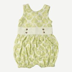 Colorful Splashed Watercolor Giraffe Sleeveless Crawling Jumpsuit Rompers