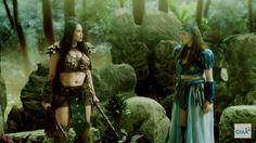 Danaya-Sari and Amihan Encantadia 2016 Costume, Daenerys Targaryen, Game Of Thrones Characters, Sari, Costumes, Fictional Characters, Saree, Dress Up Clothes, Fancy Dress