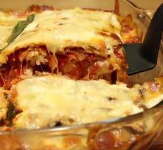 Matzah lasagna so good you'll want it all year-round