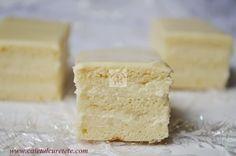 alba ca zapada Sweets Recipes, Vanilla Cake, Feta, Deserts, Food And Drink, Cheese, Sweets, Recipes, Postres