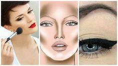 Para ter um rosto mais fino podemos brincar com as luzes e sombras para criar diferentes efeitos. Confira algumas dicas úteis neste artigo.
