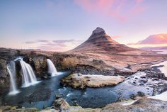 Romance | Kirkjufell in Western Iceland | I have been proces… | Flickr
