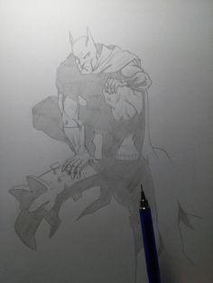 Batman by AnoZero