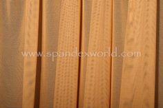 Spandex World - Stretch Solid Mesh (Dark nude)