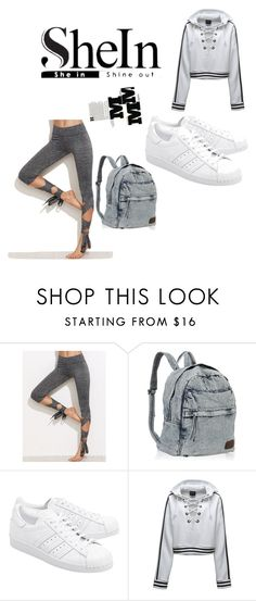 """""""SHEIN"""" by lana-653 ❤ liked on Polyvore featuring Maison Margiela, adidas Originals, Puma and shein"""