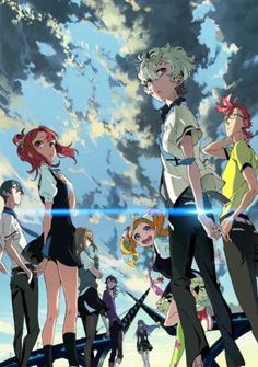 Kiznaiver Episode 1