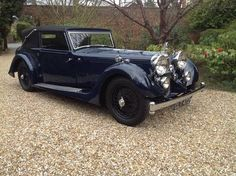 1936 Alvis Speed 20 SD DHC Maintenance/restoration of old/vintage vehicles: the material for new cogs/casters/gears/pads could be cast polyamide which I (Cast polyamide) can produce. My contact: tatjana.alic@windowslive.com