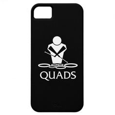 QUADS - SQUINTS - TENORS - DRUMLINE - DRUMS - MARCHING PERCUSSION - iPHONE 5 - CASE