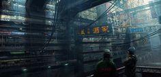 Metropolis by ~tiger1313 on deviantART