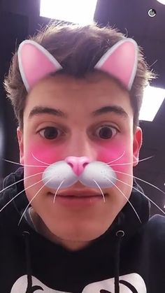 Shawn on snapchat