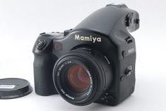 [Near MINT]Mamiya 645 AFD  w/ MAMIYA645 AF 80mm f/2.8 from Japan#269 #Mamiya