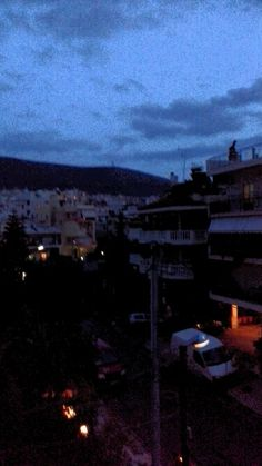 #view from my lovely #balcony // #Glyfada #Athens