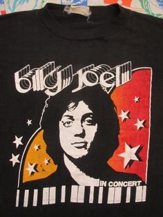Vintage band tees in general... but especially this one.