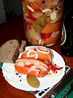 Klasický recept na přípravu domácích utopenců.