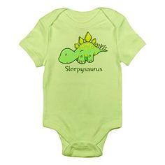 sleepysaurus - haha adorable!