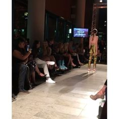 The People, Local Designers, Boutiques, Models, Music, Food & Ignite Models performed on Saturday at Orchestra Hall