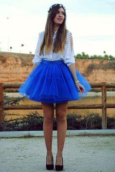 59f14cb3f Las 99 mejores imágenes de faldas de tul y tutu en 2016 | Faldas de ...
