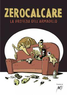 #Zerocalcare incontra #Mastrandrea (dietro la cinepresa) #fumetto