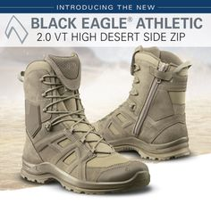 haix black eagle athletic 2.0 test
