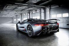jaguar cx75