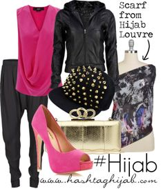 Hashtag Hijab Outfit #213