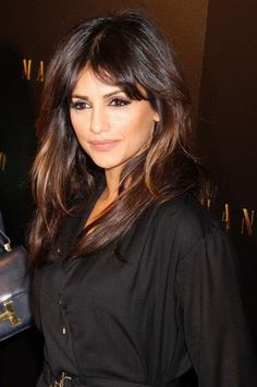 monica cruz...hair:)
