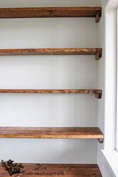 diy shelves - Google Search