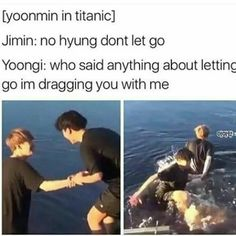 I would absolutely watch this version of Titanic. XD
