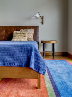 Park City, Utah / Photography by Steve De Fields / Interior Design by Tommy Chambers Interiors / Architecture by Scott Jaffa of Jaffa Group Design / Builder Richard Jaffa of Jaffa Group Design Interior Architecture, Interior Design, Bedroom Photos, Park City, Utah, Interiors, Fields, Bedrooms, Vibrant