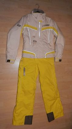 Mädchen Skijacke inklusive passender Skihose Pose, Athletic, Jackets, Fashion, Snowboarding Jackets, Ski Pants, Sport Clothing, Women's, Down Jackets