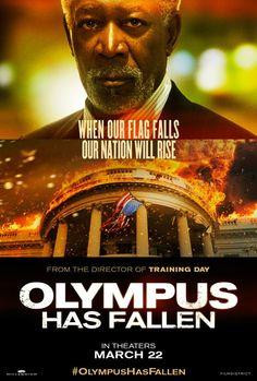 #OlympusHasFallen 👍