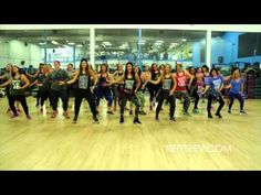 """Better When I'm Dancin"" || Meghan Trainer || Fitness Choreography || REFIT® Revolution - YouTube"