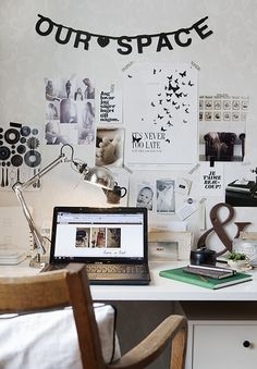 workspace: lovely