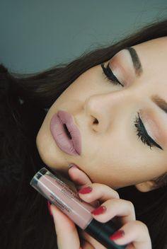 Liquid Matte Lipstick nr 10 – must-have tego sezonu! http://sara-jastrzebska.blogspot.com/2016/06/golden-rose-longstay-liquid-matte.html