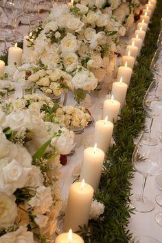 Garden Picture #wedding #tablescape