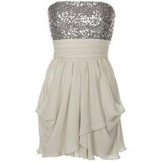 Cute Sparkly Dress (k: Bachellorette party dress? Strapless Cocktail Dresses, Sequin Cocktail Dress, Sequin Dress, Strapless Dress, Glitter Dress, Concert Dresses, Homecoming Dresses, Graduation Dresses, Quinceanera Dresses