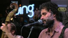 Blind Pilot - We Are The Tide (Live in the Bing Lounge)