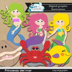 Sirenitas Tweety, Clip Art, Graphics, Fictional Characters, Graphic Design