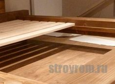 Как сделать кровать Diy Bed, Wood Work, Solar Power, Woodworking, Doors, Bedroom, Furniture, Home, Beds