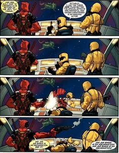 Why I love Deadpool. - Imgur