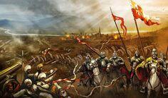 The battle of Vienna 1683 by DevJohnson.deviantart.com on @DeviantArt