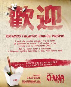 Cliente: Restaurante China